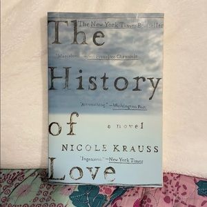 The History of Love paperback